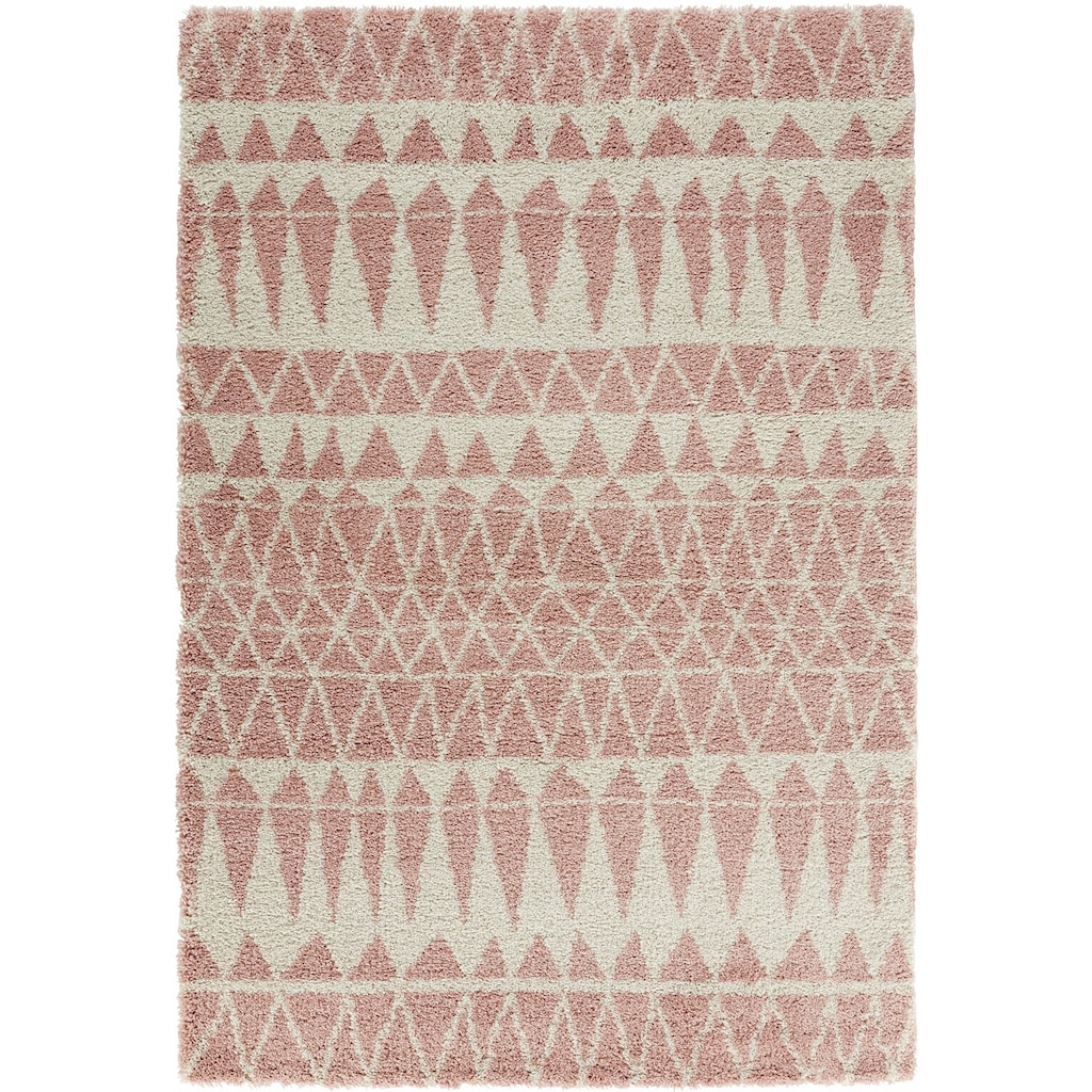 MINT RUGS Hochflor-Teppich »Inspire«, rechteckig, 35 mm Höhe, weicher Flor im Skandi Look