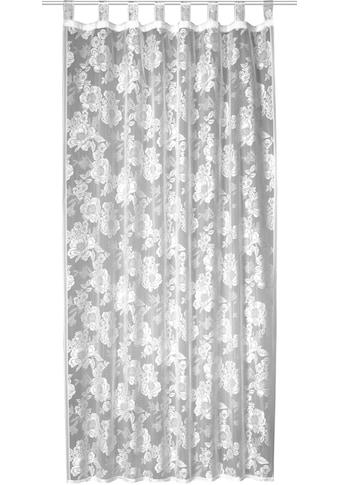 WILLKOMMEN ZUHAUSE by ALBANI GROUP Vorhang »Aalen«, HxB: 245x140, Schlaufenschal mit... kaufen