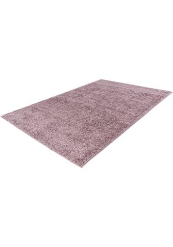 Obsession Hochflor-Teppich »Emilia 250«, rechteckig, 26 mm Höhe, sehr weicher Flor, Wohnzimmer kaufen