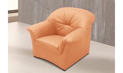 DOMO collection Sessel, in großer Farbvielfalt kaufen