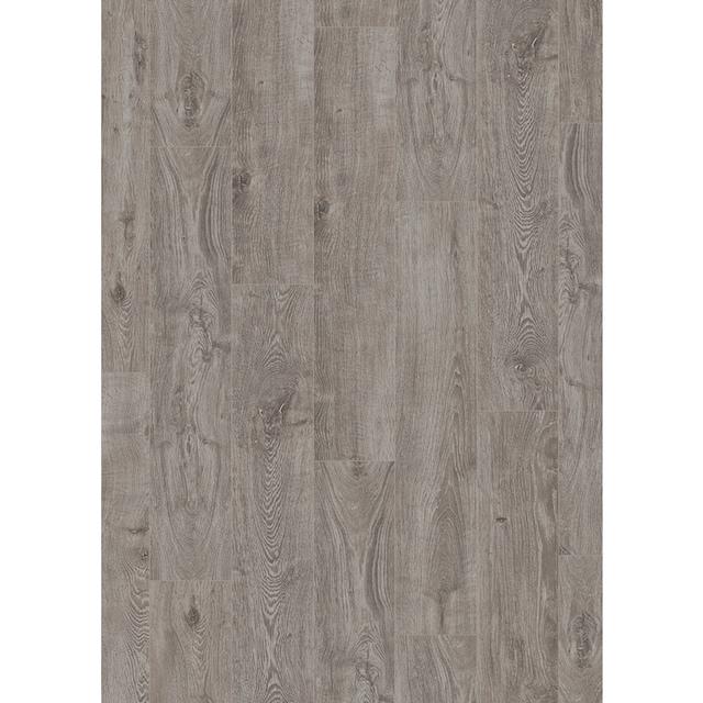 PARADOR Laminat »Basic 600 - Eiche Lichtgrau«, 1285 x 243 mm, Stärke: 8 mm