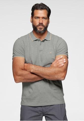 Wrangler Poloshirt kaufen