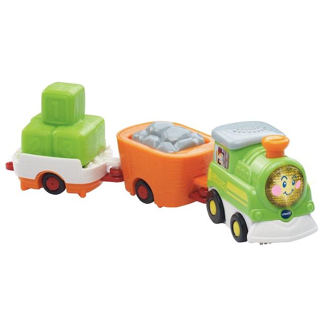 """Vtech® Spielzeug-Eisenbahn """"Tut Tut Baby Züge, grün/orange"""""""