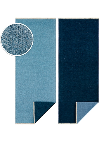 Läufer, »Duo«, HANSE Home, rechteckig, Höhe 7 mm, maschinell gewebt kaufen