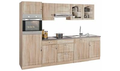 Küchenzeilen ohne Geräte online bestellen | QUELLE.de