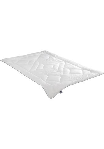 Microfaserbettdecke, »Merit«, Irisette, warm, Bezug: 100% Baumwolle kaufen