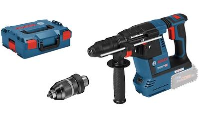 Bosch Professional Powertools Akku-Bohrhammer »GBH 18V-26 F«, ohne Akku und Ladegerät kaufen