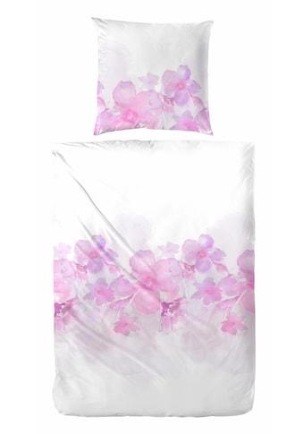 Primera Bettwäsche »Zelis«, mit romantischen Blumen kaufen