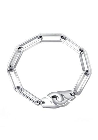 Firetti Gliederarmband »Classic Steel, stylisches Design« kaufen