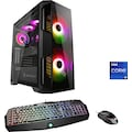 CSL Gaming-PC »HydroX V9115«