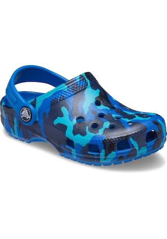 Crocs Clog »Classic Printed Clog K«, in coolem Muster kaufen