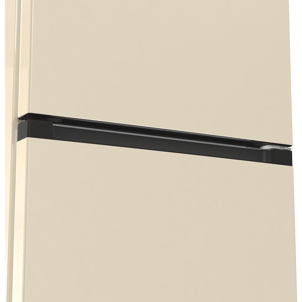 GORENJE Kühl-/Gefrierkombination »RK 6192 ES4«, RK6192EC4, 185 cm hoch, 60 cm breit