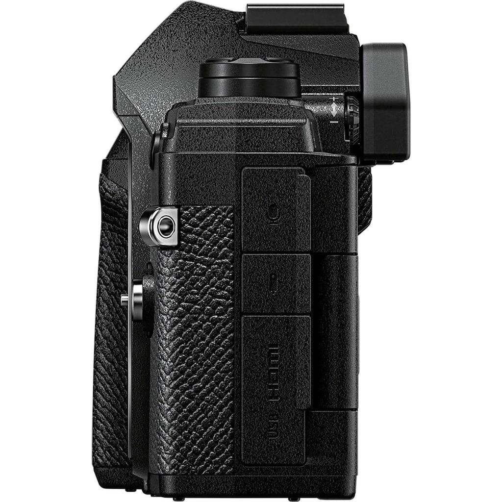 Olympus Systemkamera »OM-D E-M5 Mark III Body«, 20,4 MP, Bluetooth-WLAN (Wi-Fi)