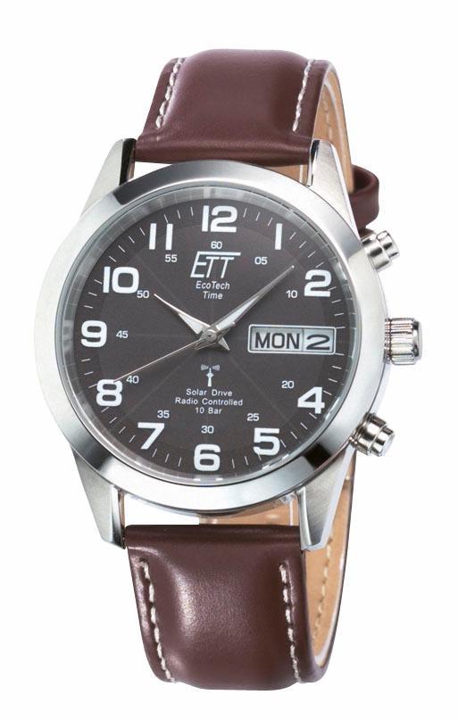 ETT Funkuhr »EGS-11251-22L« | Uhren > Funkuhren | ETT