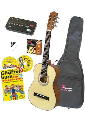 Voggenreiter Akustikgitarre »VOLT Akustikgitarren-Set«, 4/4 kaufen