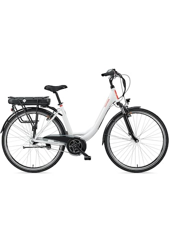 Telefunken E-Bike »Multitalent RC890«, 7 Gang, Shimano, Nexus, Mittelmotor 250 W kaufen
