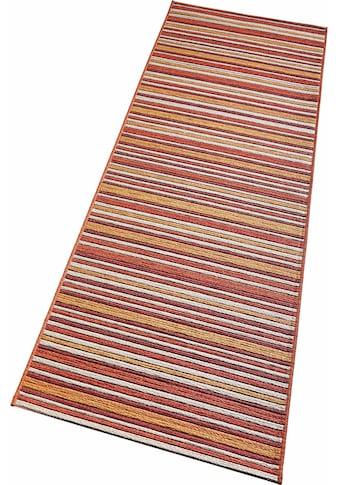 Läufer, »Bamboo«, bougari, rechteckig, Höhe 7 mm, maschinell gewebt kaufen