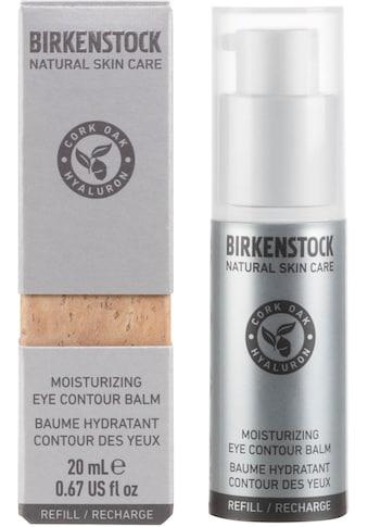 BIRKENSTOCK NATURAL SKIN CARE Augencreme »Moisturizing Eye Contour Balm - Refill« kaufen