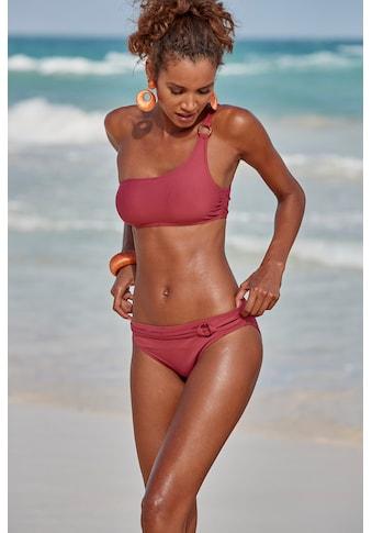 s.Oliver Bustier-Bikini-Top »Rome«, mit One-Shoulder-Form kaufen