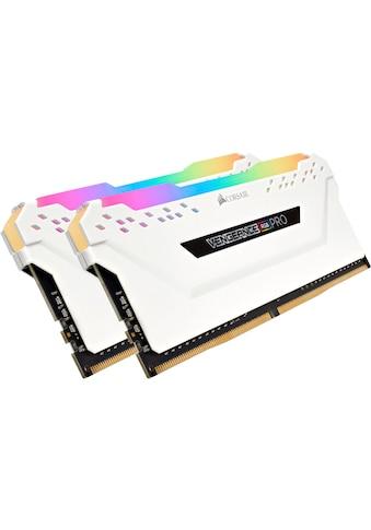 Corsair PC-Arbeitsspeicher »VENGEANCE® RGB PRO 16 GB (2 x 8 GB) DDR4 DRAM 2.666 MHz C16« kaufen