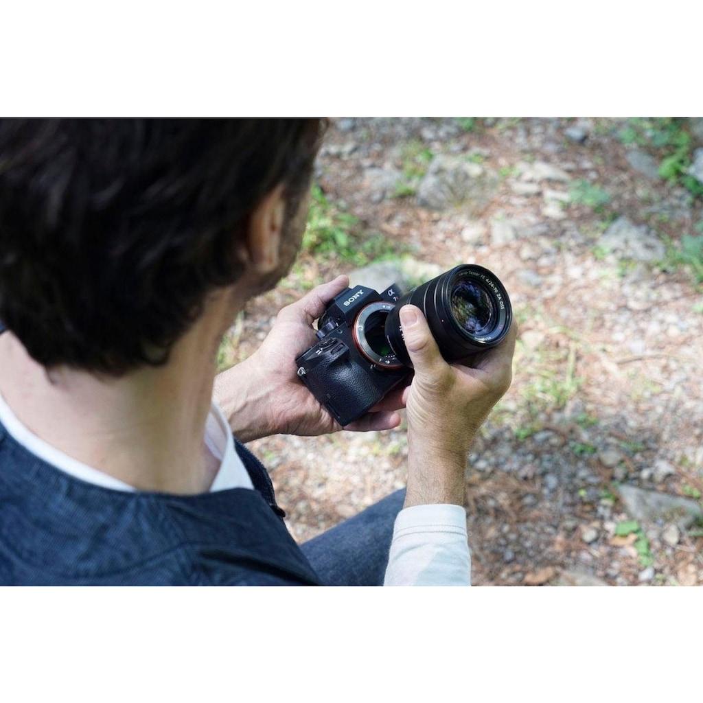 Sony Zoomobjektiv »SEL-2470Z Zeiss«, Vollformat, geeignet für Alpha und Nex Serien, E-Mount