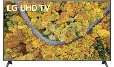 "LG LCD-LED Fernseher »75UP75009LC«, 189 cm/75 "", 4K Ultra HD, Smart-TV, LG Local... kaufen"