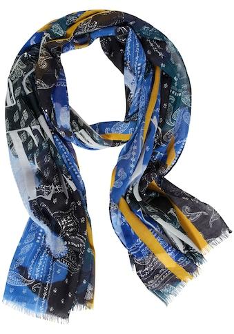 STREET ONE Modeschal, Multicolor Print Schal kaufen