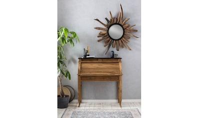 SIT Sekretär »Seadrift«, recyceltes Teak-Altholz, Breite 100 cm, Shabby Chic, Vintage kaufen