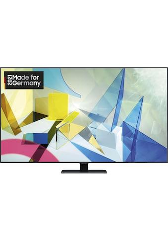 """Samsung QLED-Fernseher »GQ49Q80TGT«, 123 cm/49 """", 4K Ultra HD, Smart-TV kaufen"""