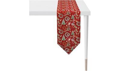 APELT Tischband »9528 WINTERWELT«, (1 St.), Digitaldruck kaufen