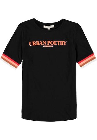 Garcia T - Shirt »Urban Poetry« kaufen
