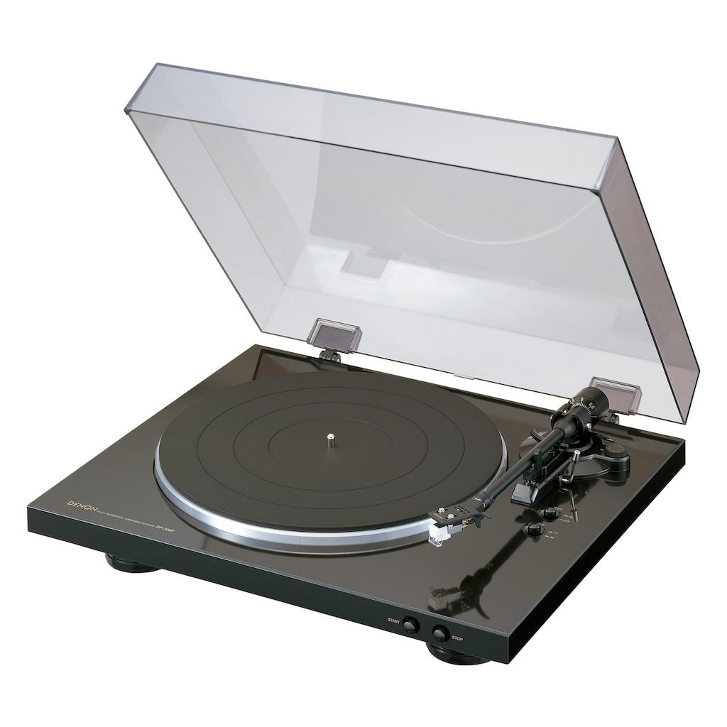 Denon Plattenspieler »Denon DP-300F Plattenspieler«