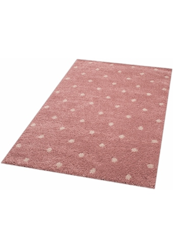 Hochflor - Teppich, »Lilly«, Zala Living, rechteckig, Höhe 35 mm, maschinell gewebt kaufen