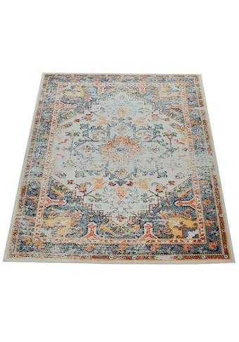 Paco Home Teppich »Artigo 428«, rechteckig, 4 mm Höhe, In- und Outdoor geeignet,... kaufen