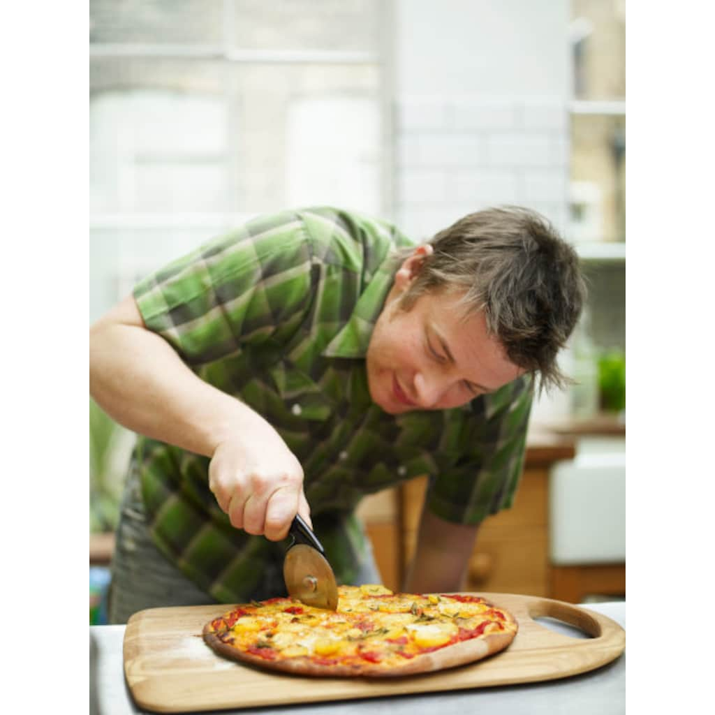 JAMIE OLIVER Pizzaschneider »Jamie Oliver«, (1 tlg.), Edelstahl/Kunststoff