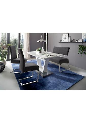 MCA furniture Polsterbank »Foshan«, (1 St.), Aqua Resistant Bezug, belastbar bis max. 200 kg kaufen