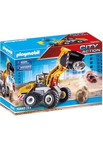 "Playmobil® Konstruktions - Spielset ""Radlader (70445), City Action"" kaufen"