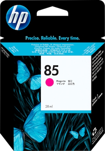 HP »hp 85 Original Magenta« Tintenpatrone (1 - tlg.) kaufen