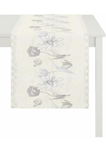 APELT Tischläufer »5309 SPRINGTIME, Jacquard«, (1 St.) kaufen