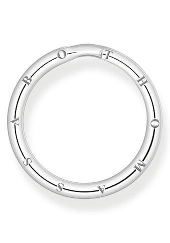 THOMAS SABO Schlüsselanhänger »Schlüsselring, KR18-637-21« kaufen