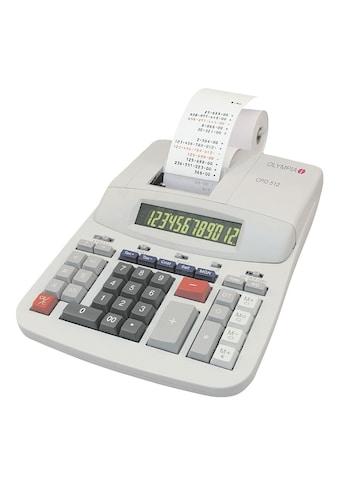 OLYMPIA OFFICE Druckender Tischrechner kaufen