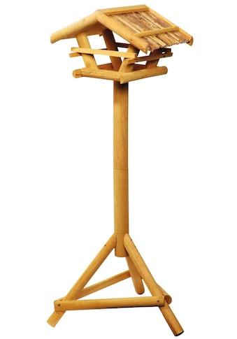 DOBAR Vogelhaus , mit Standbein, B/T/H: 28/37/21,5 cm kaufen