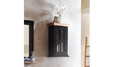 SIT Hängevitrine »Corsica«, mit einer Tür, Breite 44 cm, Shabby Chic, Vintage kaufen