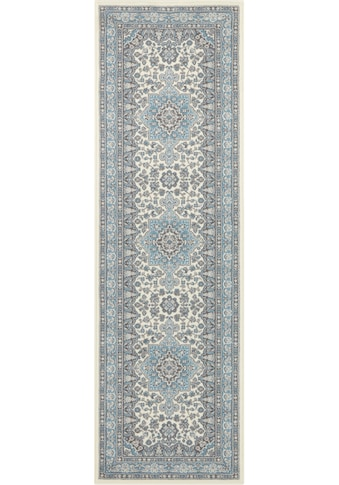 Läufer, »Parun Täbriz«, NOURISTAN, rechteckig, Höhe 9 mm, maschinell gewebt kaufen