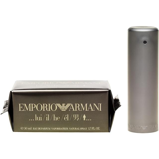 "Giorgio Armani Eau de Toilette ""He"""