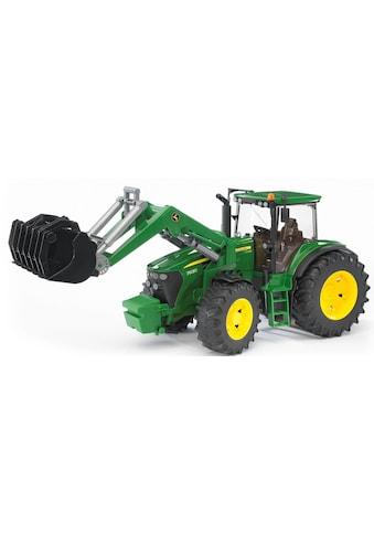 """Bruder® Spielzeug - Traktor """"John Deere 7930 mit Frontlader, 1:16, grün"""" kaufen"""