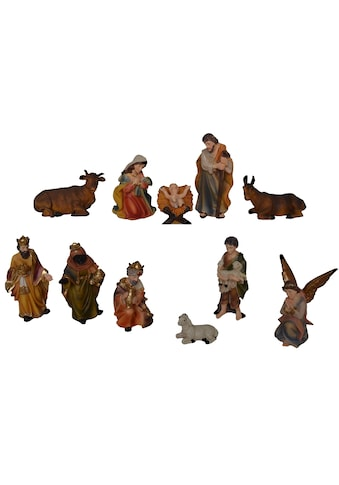 Alfred Kolbe Krippenfigur (Set, 11 Stück) kaufen