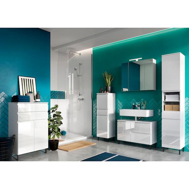 Places of Style Waschbeckenunterschrank »Scantic«