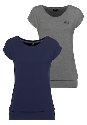 H.I.S T - Shirt (Packung, 2er - Pack) kaufen