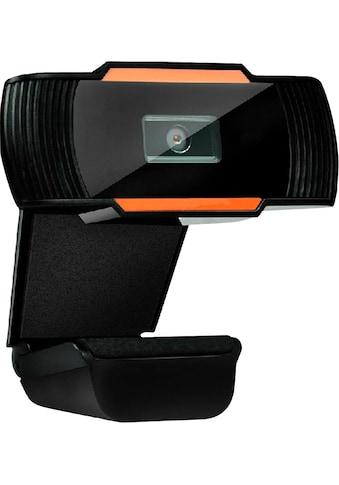 Hyrican Full HD-Webcam »1920x1080 Pixel mit 30fps«, ST-CAM524 kaufen